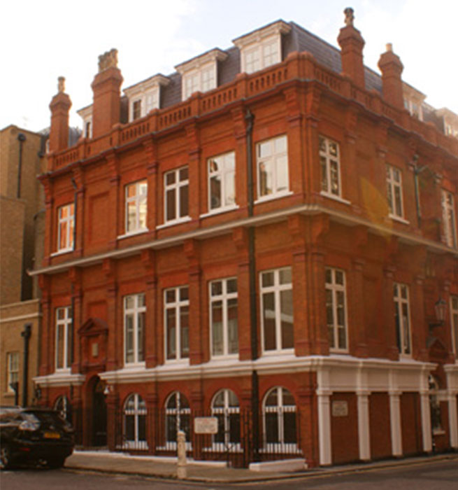 Oakley Capital in Mayfair, London